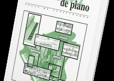 La clase colectiva de piano