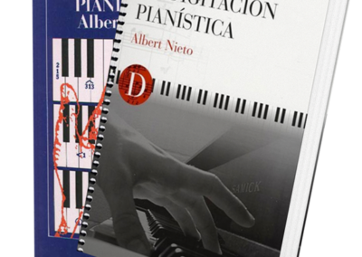 La digitación pianística